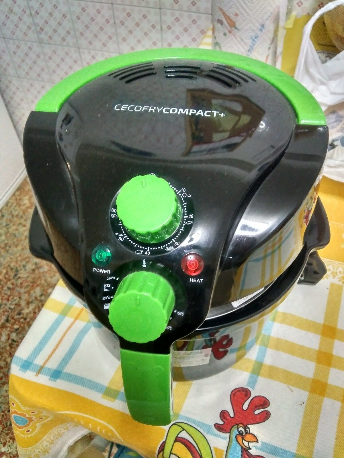 cecofry compact rapid