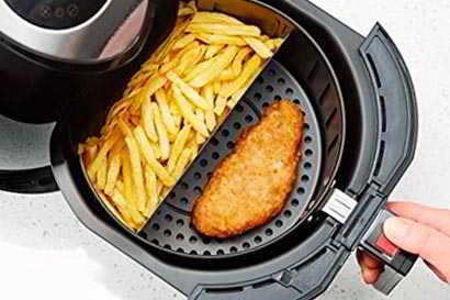 ¿Cuáles son los mejores alimentos que se pueden cocinar en una freidora de aire 1