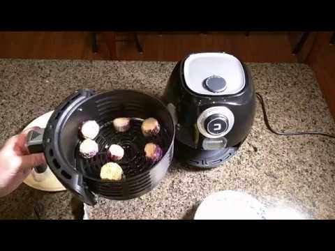 Reseñas de la freidora Chefman Express Air Fryer 2019 1