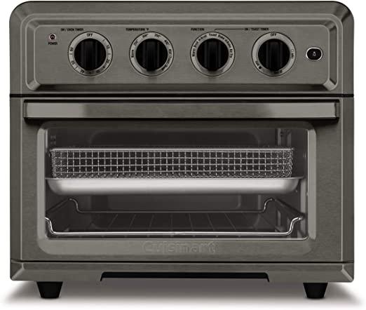Revisiones de la freidora de aire de Cuisinart y el proceso de limpieza 1