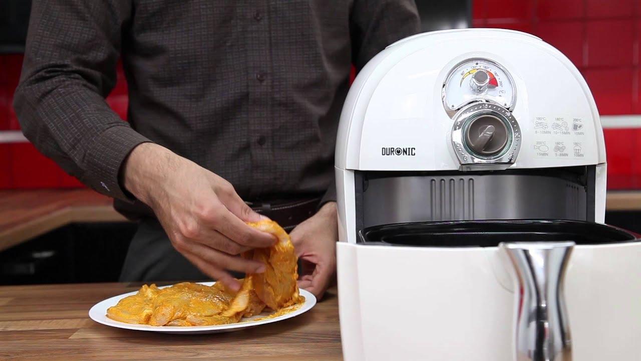 Todd English Digital Kitchen Air Fryer: Revisiones e instrucciones 1